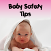 Baby Safety & Parenting Tips icon