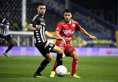 Massimo Bruno donne son sentiment avant la première sortie officielle de Charleroi en 2019-2020
