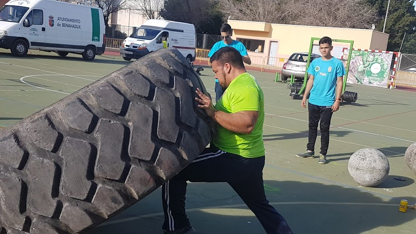 Campeonato Nacional Hombre más fuerte de España