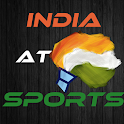 India at Sports icon