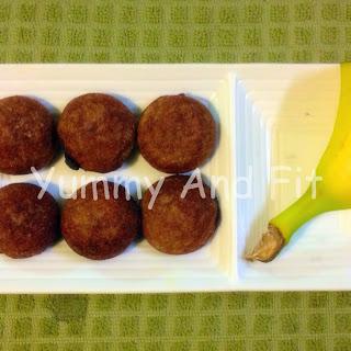 Rice-Banana Pops