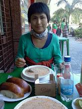 Photo: スルビという川魚(ナマズだそう)のスープ。 人気老舗店の人気メニュー。 たくさんの魚肉入りで、ミルクやオレガノの風味。 また食べたい。