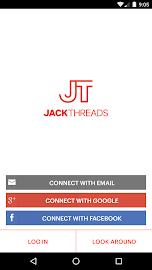 JackThreads: Shopping for Guys Screenshot 1