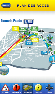 Tunnel Trafic- screenshot thumbnail