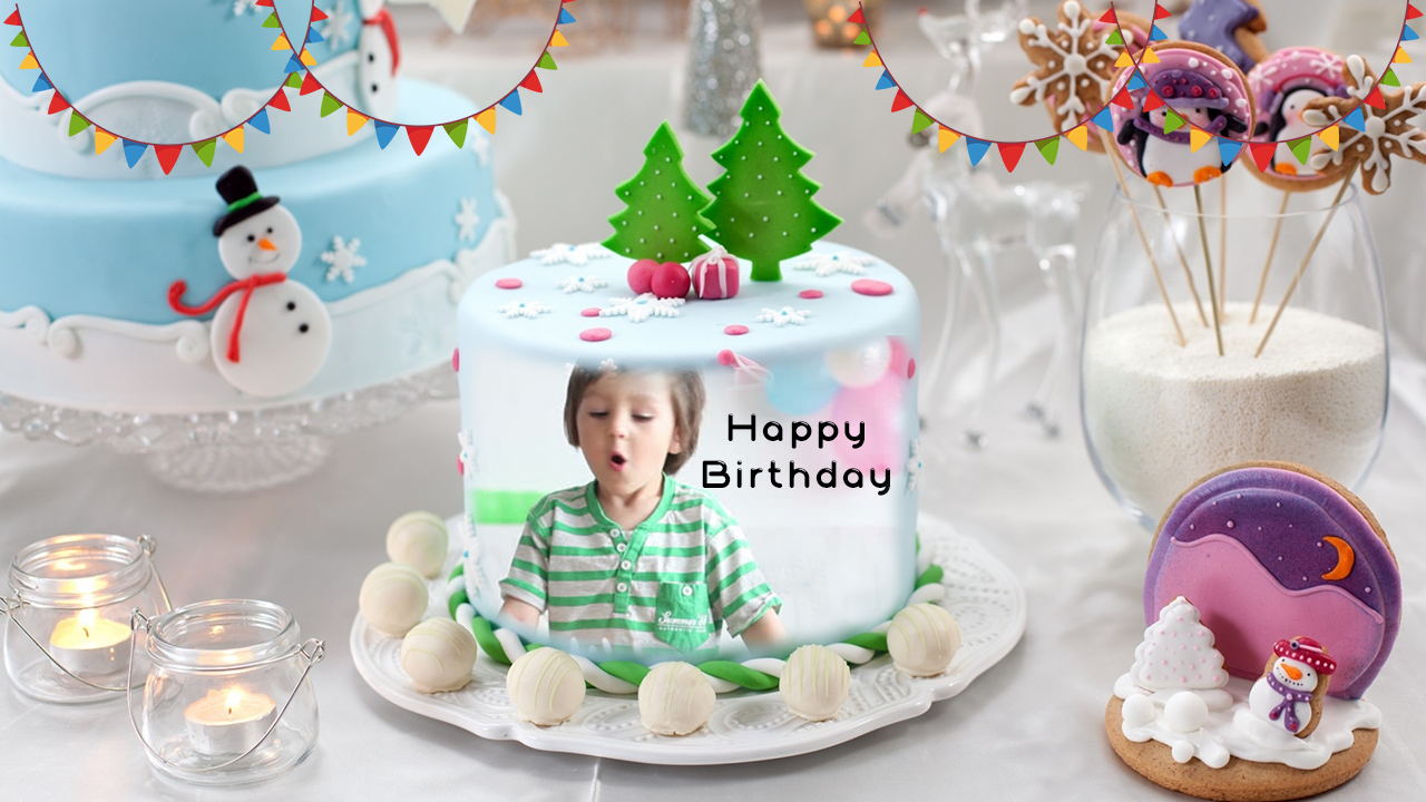 Birthday Cake Photo Frames Android Apps On Google Play