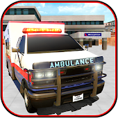 911 Ambulance Rescue Sim 2016