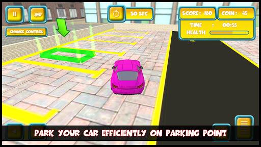 Car Parking in Hotel Shopping Mall & cinema 2018 1.0 screenshots 1