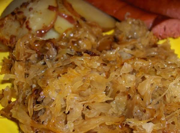 recipe: german bratwurst and sauerkraut recipe [5]