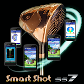 SmartShot digital golf driver