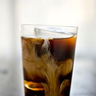 Homemade Coffee Liqueur.