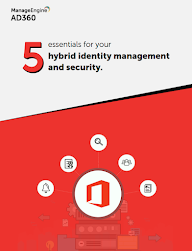 5 Essentials for Hybrid Identity Management and Security