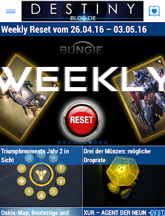 Hüter News- screenshot thumbnail