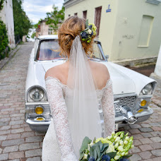 Wedding photographer Oksana Nuopponen (Asparagus). Photo of 17.06.2016