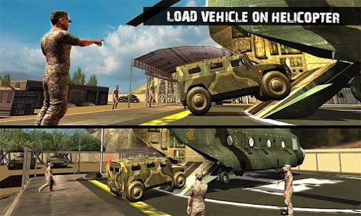 OffRoad US Army Transport Sim 2