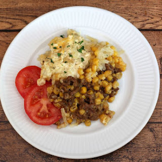 Crock Pot Ground Beef and Hash Brown Dinner Recipe