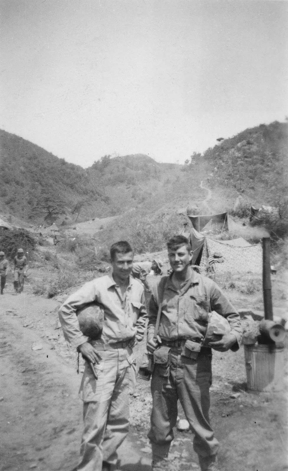 Letters in the forgotten war: Memories of mail on the front lines of Korea