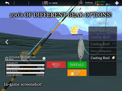 Ship & Boat Simulator uCaptain u26f5 Fun Fishing Games 4.995 screenshots 16