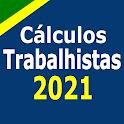 Cálculos Trabalhistas - Regras 2021 icon