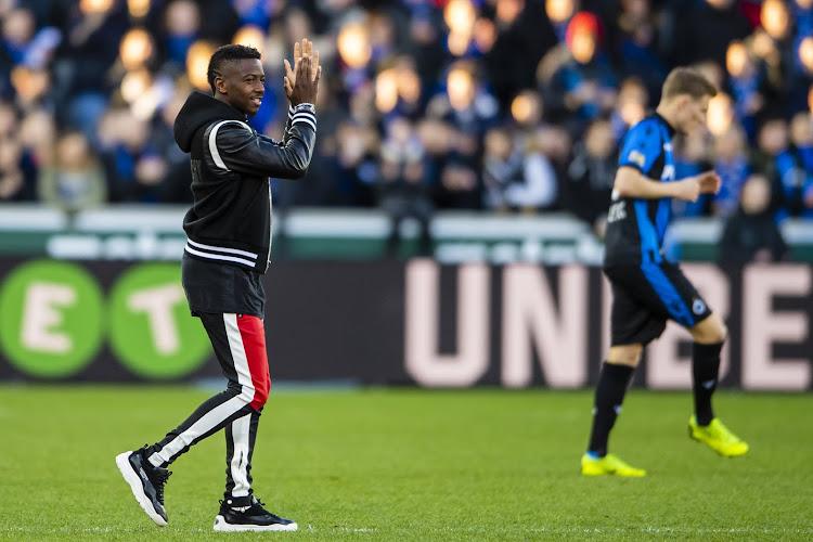 Diaby débarque à Anderlecht