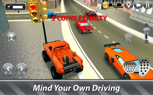 Tow Truck City Driving  screenshots 4