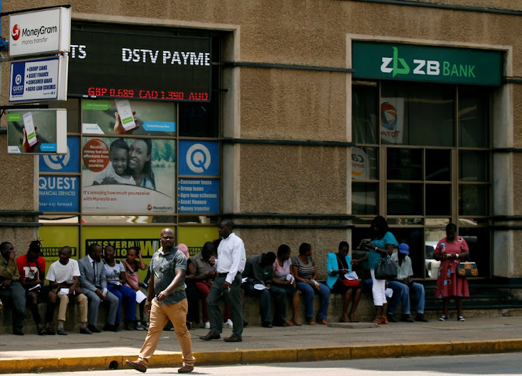 Pressing reset on Zimbabwe's economy