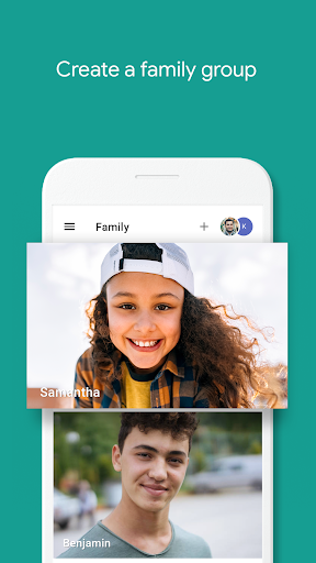 Google Family Link for children & teens flh.release.1.4.0.I.223603083 screenshots 1