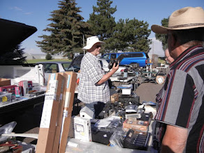 "Photo: Swap meet """"stuff"""""
