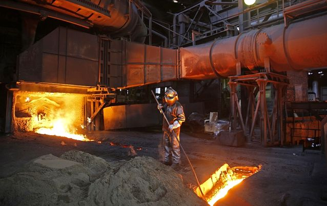An ArcelorMittal steel factory in Zenica, Bosnia and Herzegovina. File Picture: REUTERS