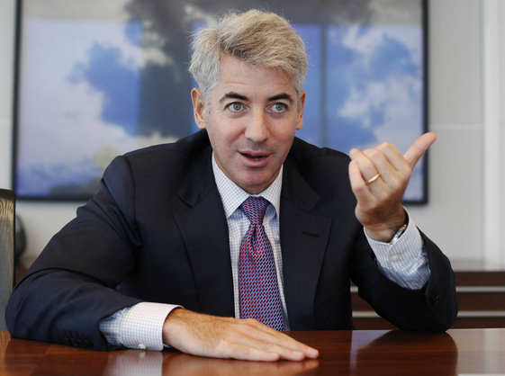 Bill Ackman Sticks to His Guns With Few Q4 Changes