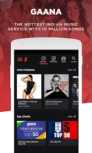 Gaana: Bollywood & Hindi Songs v6.5.0