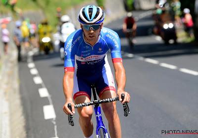 Aanvalslust van Calmejane wordt dubbel beloond in de Tour du Limousin