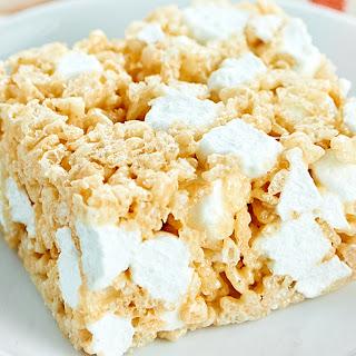 Rice Krispie Treats.