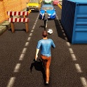 Gangster Chase: Street Runner Game icon