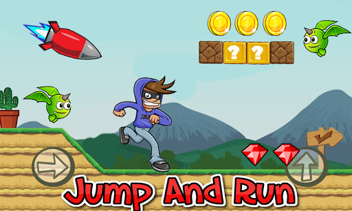 Subway Boy Run Game