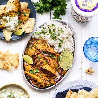 Easy Tandoori Chicken