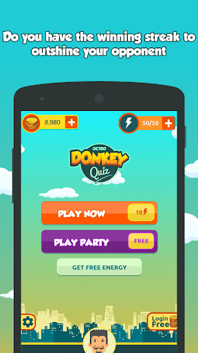 Donkey Quiz: India's Quiz Game screenshot 1