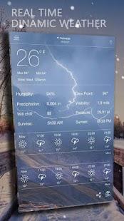 Weather Forecast : Live Zone - náhled