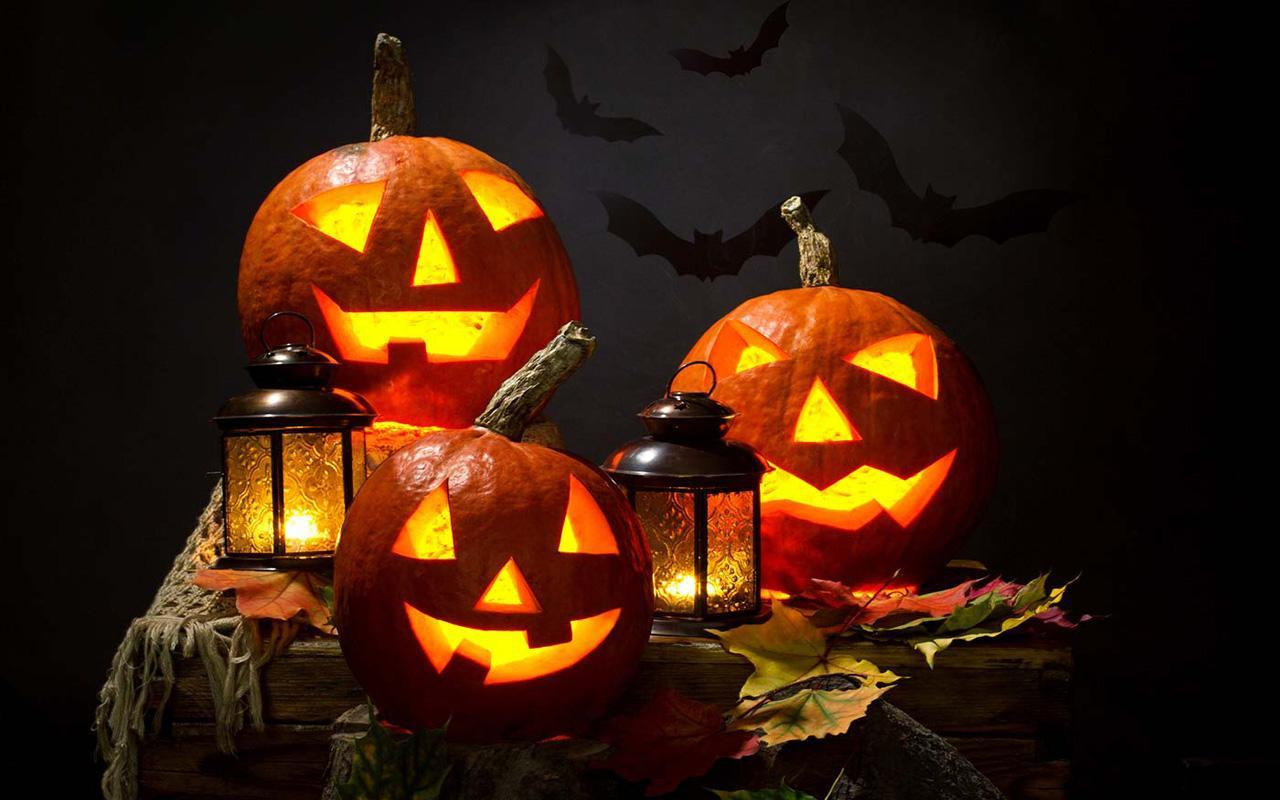 halloween magic live wallpaper - android apps on google play