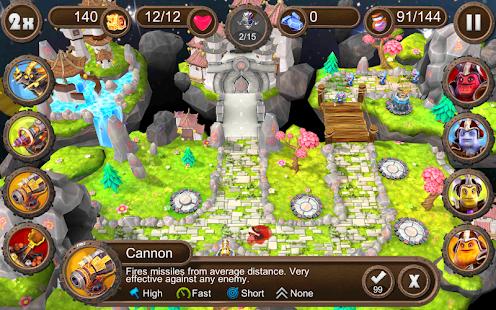 Brave Guardians Screenshot 14