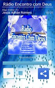 Rádio Encontro com Deus screenshot 10