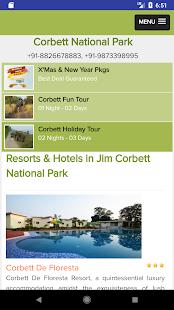 Corbett National Park - náhled