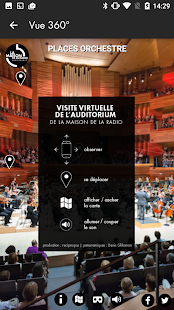 Maison de la radio- screenshot thumbnail