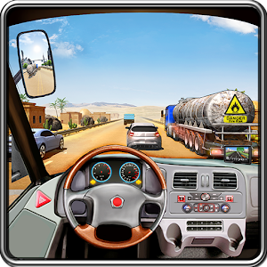 Oil Tanker Truck Racer for PC and MAC