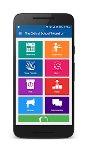 The Oxford School Trivandrum- screenshot thumbnail