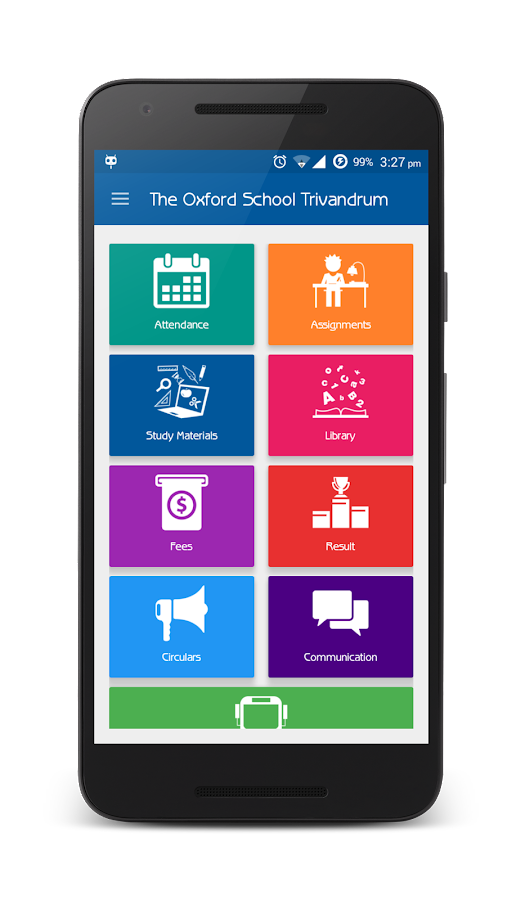 The Oxford School Trivandrum- screenshot