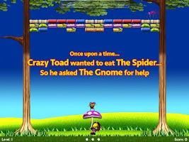 Screenshot of Crazy Toad