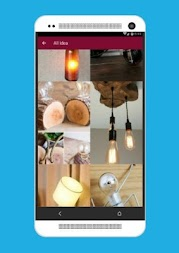 DIY Lamp Ideas APK screenshot thumbnail 5