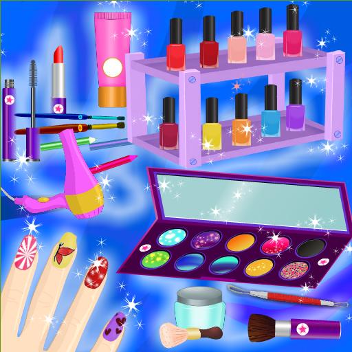Beauty Makeup and Nail Salon (game)