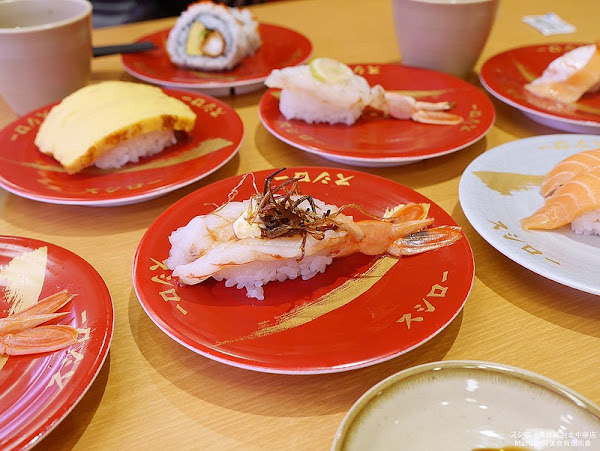 壽司郎迴轉壽司台北中華店新開幕|美食供過於求點餐機系統頻頻繁忙!想點餐速度要快啊~