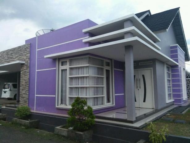 warna cat rumah minimalis yang elegan dan keren